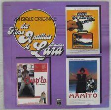 Musique originale des films antillais de Christian Lara 33 tours 1979