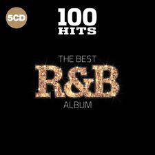 100 Hits: The Best R&B Album - Various Artists (Box Set) [CD]