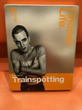 TRAINSPOTTING LIMITED STEELBOOK BLU-RAY DVD
