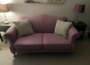 **SOFA WORKSHOP DASHING DUKE 2 SEATER SOFA** THERE ARE TWO SOFAS AVAILABLE 2/2