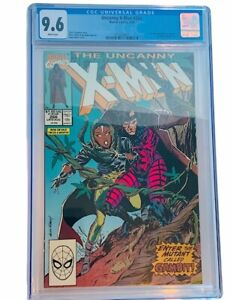 Gambit First 1st Appearance Comic Book CGC 9.6 Graded 1990 Uncanny X-Men #266