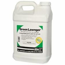 Green Lawnger colorant for turf lawn paint 2.5 Gallons