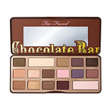 Too Faced 16 color Chocolate bar  Shadow Collection Palette Eyeshadow Makeup