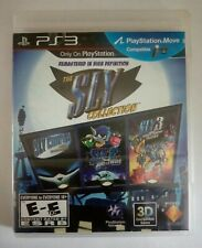 The Sly Collection - NTSC / USA - Playstation 3 - PS3