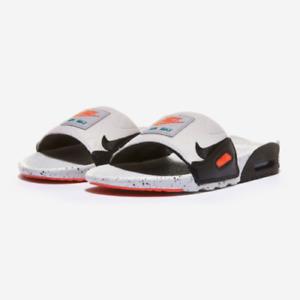 Brand New Nike Air Max 90 Slide Turf Orange BQ4635-102 [Men's Sizes]