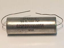 39UF 100VDC SPRAGUE NON POLARISED CAPACITOR 625P396X9100S4      fd2j28