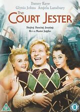 The Court Jester (1955) -  Danny Kaye, Glynis Johns, SEALED  ALL REG  DVD