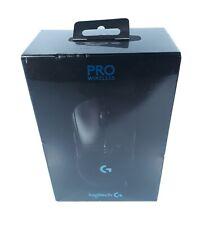 Logitech G Pro Lightspeed Wireless Optical Gaming Mouse 910-005270 New Sealed