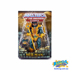 Merman Masters of the Universe Action Figures