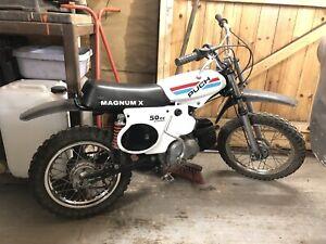 Puch Magnum X 50cc Kids Bike Like Italjet