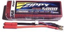 Zippy 4000mAh 2s 7.4v 25c 30c Hardcase RC LiPo Battery - Traxxas HPI Deans EC3