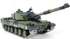 Heng Long 1:16 British Challenger 2 RC Tank 2.4G  Pro Version Camouflage UK