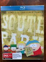 South Park Saison 12 Blu-Ray Coffret Culte Dessin Animé TV Comédie Séries