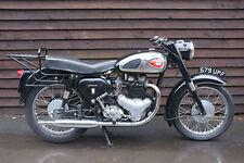 BSA A10 Golden Flash 1961 Matching numbers Genuine UK Bike