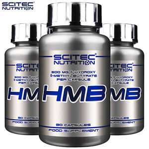 HMB 90-270 Caps Muscle Mass BUilder Fat Burner Lean Ripped Shredded Look QUALITY