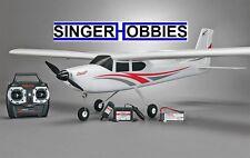 Flyzone Sensei FS EP Trainer Radio Control Airplane WISE Gyro RTF FLZA3030 GP
