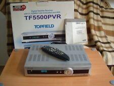 Topfield TF 5500 PVR Digitaler Sat Receiver