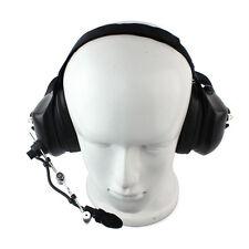 Hot2Pin Headphones PTTVOX Soundproofing for Kenwood Wouxun Baofeng HYT Radio IT