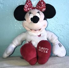 New listing Disney Minnie Mouse Plush Animal Stuffed Toy Doll Collectible 2017