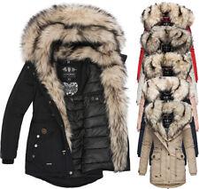 Navahoo 2in1 Damen Winter Jacke FVS1 Parka Mantel Winterjacke sehr warm Sweety