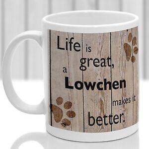 Lowchen dog mug, Lowchen dog gift, ideal present for dog lover