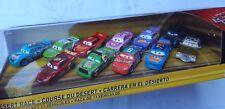 Boites de 11 voitures CARS 3, Disney MATTEL 1/55ème