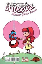 AMAZING SPIDER-MAN RENEW YOUR VOWS #1 (2015 SERIES) SKOTTIE YOUNG BABY VARIANT