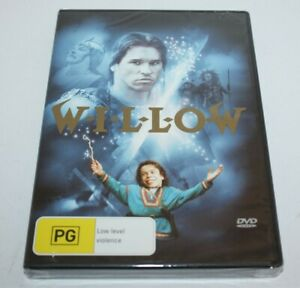 Willow DVD 2002 Brand New & Sealed