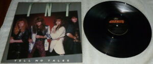 TNT - Tell No Tales -  Vinyl LP -