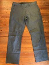 A5 Mens J.Crew Classic Fit Gray Pants 33/32