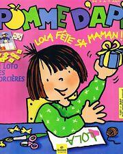 Pomme D'Api * n° 411 * mai 2000 revue enfant  bébé Choupignon magazine enfant
