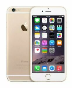 Apple iPhone 6 16GB Gold Unlocked A1549 MG562LL/A Cell Lupa Wallet  Smartphone