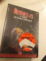 Dvd  VIERNES 13 4PARTE ULTIMO CAPITULO  (precintado  nuevo )