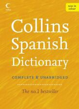 Collins Spanish Dictionary (Collins Complete and Unabridged): Complete & Unabr,