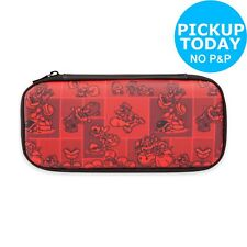Stealth Case for Nintendo Switch - Super Mario Red.