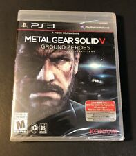 Metal Gear Solid V [ Ground Zeroes ] (PS3) NEW