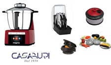 Magimix COOK EXPERT Red with OPTIONAL Juicer+Kitchen Creative+Centrifuge