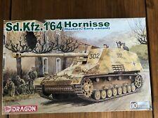 Dragon Sd.Kfz.164 Hornisse Tank 1:35 Scale Model Kit #6165