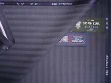 DORMEUIL 'Amadeus 365' LUXURY WOOL FABRIC - 3.4 m. - MADE IN ENGLAND BY Dormeuil