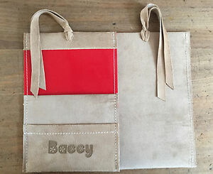 Tobacco Pouch, Baccy Pouch Made from Stone Pig Suede leather & Laser etched