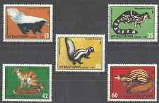 Timbres Animaux Bulgarie 2893/7 ** lot 4485