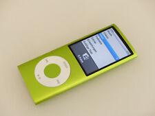 Apple iPod nano 4. Generation Grün (4GB) A1285 gebraucht #37P