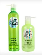 Tigi Bed Head Control Freak Shampoo and Conditioner Duo  13.5 / 8.5 oz