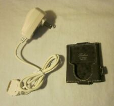 Belkin Leather Folio Case for iPod & Travel Charger