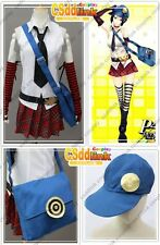Golden Marie From Persona 4 Cosplay Costume MM01
