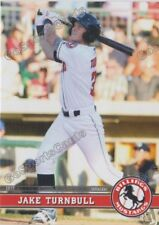 2017 Billings Mustangs Jake Turnbull RC Rookie Cincinnati Reds AUS
