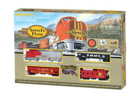 Bachmann HO Santa Fe Flyer Electric Train Set 00647 BAC00647