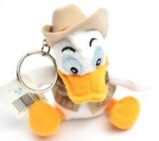Disney World Animal Kingdom Safari Donald Plush Doll Key Chain EUC