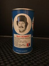 Rc Cola Bank Mike Schmidt Baseball Bank Can 12 Ounce Metal 1977