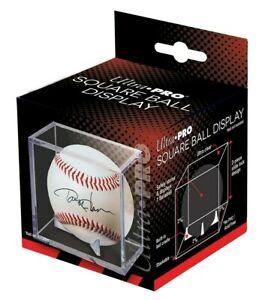 Baseball Clear Square Holder Ultra Pro 81151